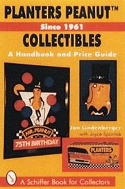 Cover of: Planters Peanut collectibles since 1961