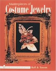 Cover of: Masterpieces of costume jewelry