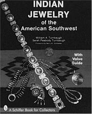 Cover of: Indian jewelry of the American Southwest