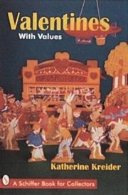 Cover of: Valentines With Values