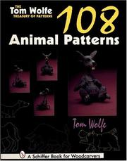 Cover of: 108 animal patterns