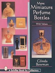 Cover of: More miniature perfume bottles