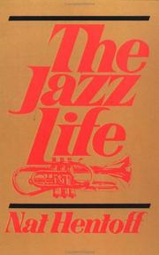 Cover of: The jazz life