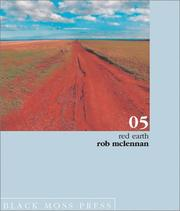 Cover of: Red earth