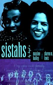 Cover of: Sistahs