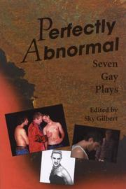 Cover of: Perfectly Abnormal