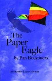 Cover of: The Paper Eagle
