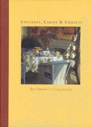 Cover of: Cottages, Cabins & Chalets |