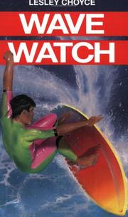 Wave Watch (Lesley Choyce Kids/YA Novels)