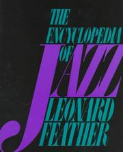 Cover of: The encyclopedia of jazz