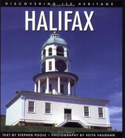 Cover of: Halifax | Stephen Poole