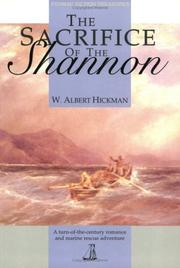 Cover of: The Sacrifice of the Shannon