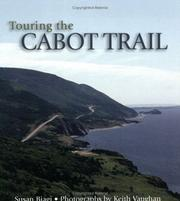 Cover of: Touring the Cabot Trail | Susan Biagi