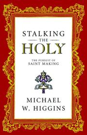 Cover of: Stalking the holy