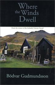 Cover of: Where the winds dwell