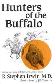Cover of: Hunters of the buffalo