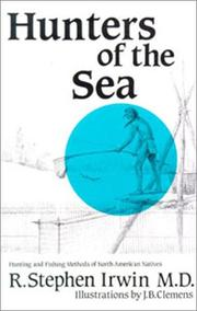 Cover of: Hunters of the sea