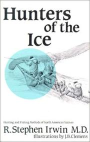 Cover of: Hunters of the ice
