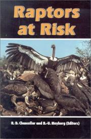 Cover of: Raptors at Risk |