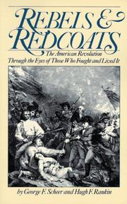Cover of: Rebels and redcoats