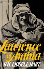 Cover of: Lawrence of Arabia