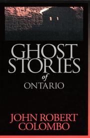 Cover of: Ghost stories of Ontario