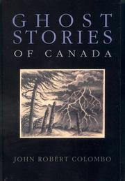 Cover of: Ghost stories of Canada