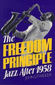 Cover of: The freedom principle