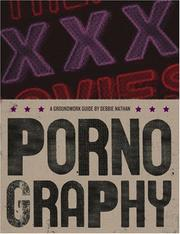 Cover of: Pornography (Groundwork Guides)