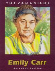 Emily Carr by Rosemary Neering