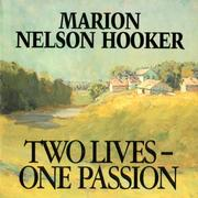 Cover of: Marion Nelson Hooker