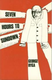 Cover of: Seven hours to sundown