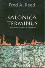 Cover of: Salonica Terminus  | Fred A. Reed