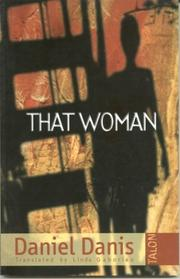 Cover of: That woman