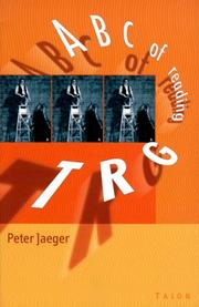 Cover of: ABC of reading TRG