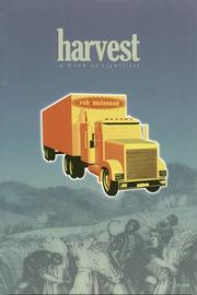 Cover of: Harvest