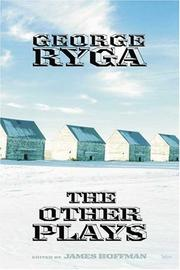 Cover of: The other plays