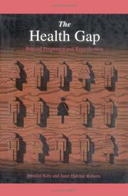 Cover of: The health gap