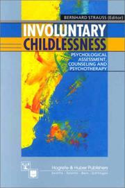 Cover of: Involuntary Childlessness | Bernhard Strauss
