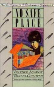 Cover of: No Safe Place | Connie Guberman
