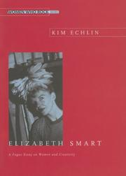 Cover of: Elizabeth Smart | Kim Echlin