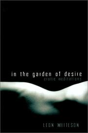 Cover of: In the Garden of Desire