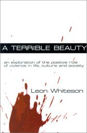 Cover of: A terrible beauty