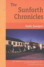 Cover of: The Sunforth chronicles