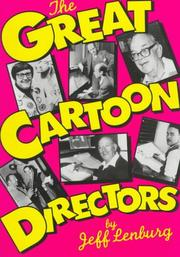 Cover of: The great cartoon directors