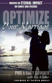 Cover of: Optimize your marriage