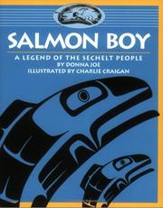 Cover of: Salmon Boy