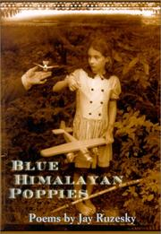 Cover of: Blue Himalayan poppies