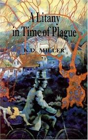 Cover of: A litany in time of plague