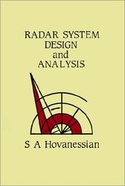 Radar system design and analysis
